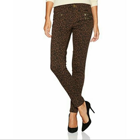 e95dbffbfa644a Democracy Pants - Democracy AB technology leopard pants